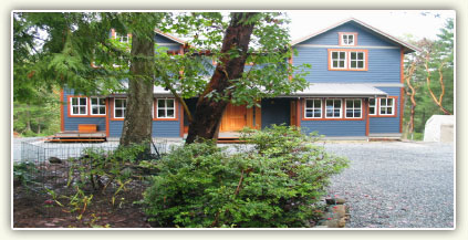 Gabriola Island Bed and Breakfast